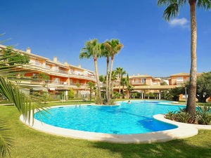3 Bedroom Apartment to let long term in Javea
