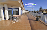 Top floor apartment for sale close to Javea port