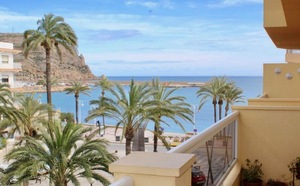 Apartment to let in Javea Port.