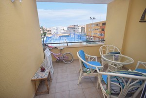 Apartment for long term rental Javea Arenal.