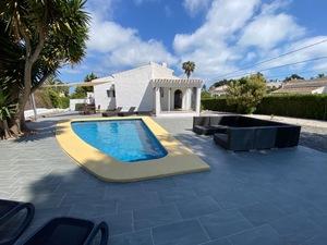 Long Term Rental Villa in Javea
