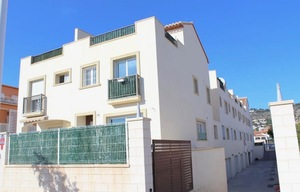 Townhouse to let in Javea.