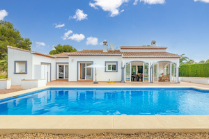 Villa to rent  in Javea for winter