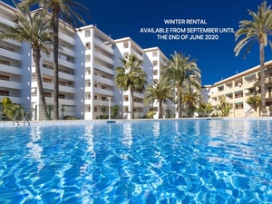 Apartment to let in Javea Arenal