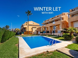 Apartment to let Javea Arenal.