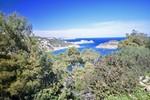 Plot for sale with sea view in javea balcon al mar