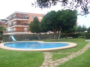 Apartment for sale with sea views in Arenal Javea