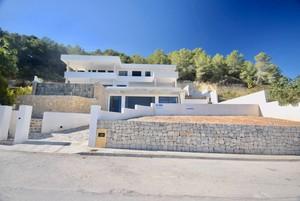 Villa de luxe moderne à vendre à Javea
