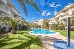 Top floor apartment to let in Javea Arenal.