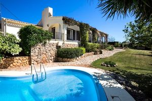 Villa for sale close to the old town of Javea