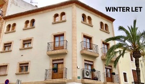 3 Bedroom apartment to let in Javea for Winter 2020