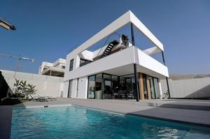 3 sovrum Villa till salu i Finestrat