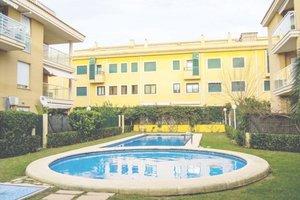Piso de 2 dormitorios en venta en Javea