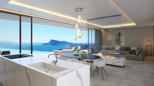 4 bedroom Villa for sale in Altea