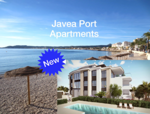 2 bedroom Apartment for sale in Javea