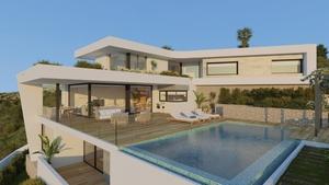 Villa for sale in Benitachell