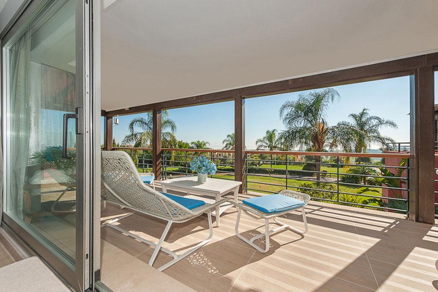 Апартаменты в Малага, площадь 90 м², 2 спальни
