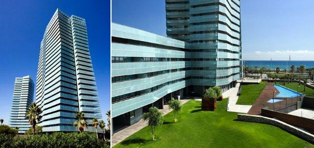 Апартаменты в Барселона, площадь 120 м², 4 спальни
