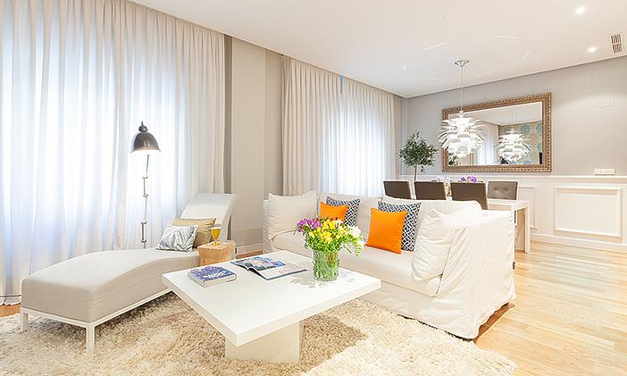 Апартаменты в Мадрид, площадь 100 м², 2 спальни
