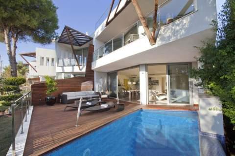 Таунхаус в Малага, площадь 250 м², 2 спальни
