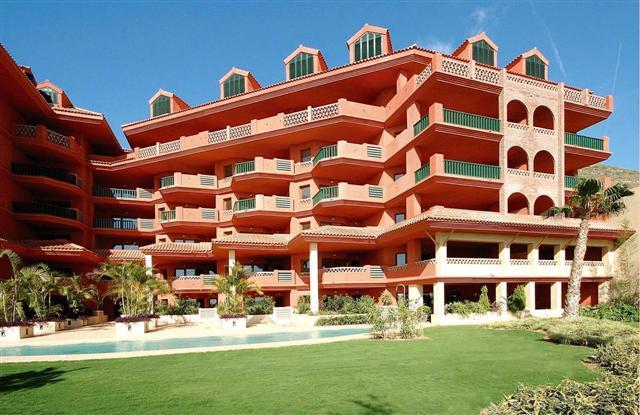 Апартаменты в Малага, площадь 121 м², 3 спальни