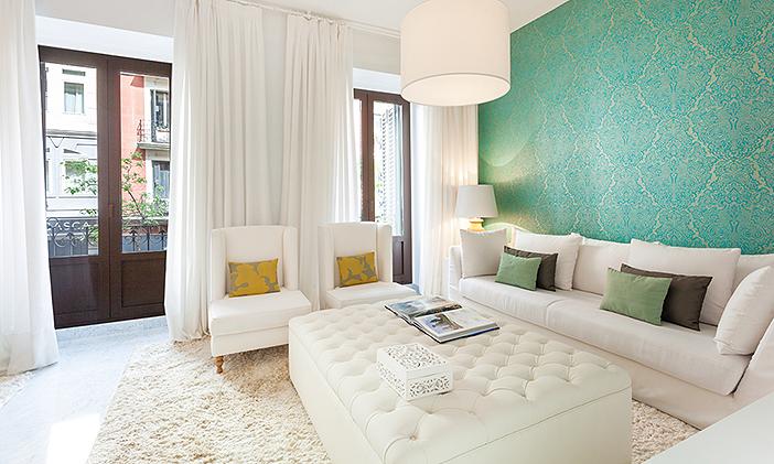 Апартаменты в Мадрид, площадь 120 м², 2 спальни