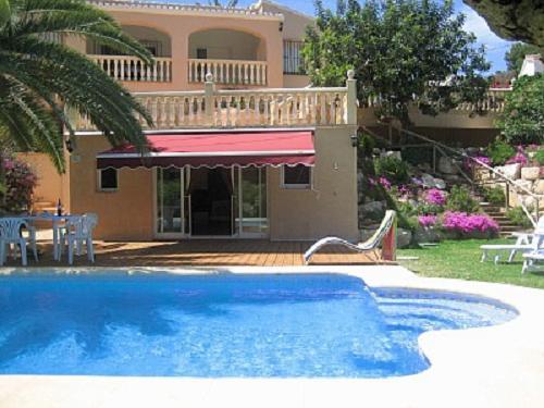 Вилла в Аликанте - Коста Бланка, площадь 200 м², 4 спальни