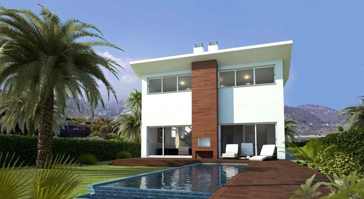 Вилла в Малага, площадь 365 м², 3 спальни