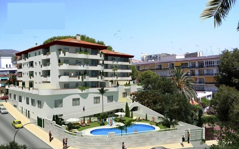 Апартаменты в Малага, площадь 89 м², 2 спальни