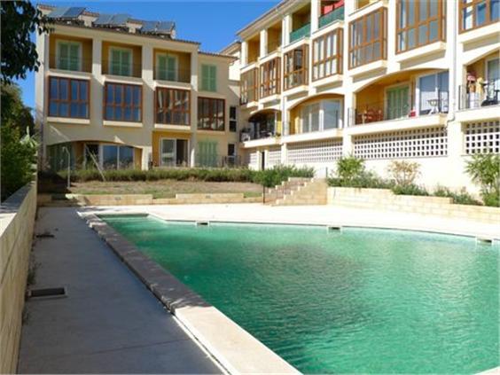 Апартаменты в Майорка, площадь 108 м², 2 спальни