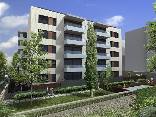 Апартаменты в Барселона, площадь 136 м², 3 спальни