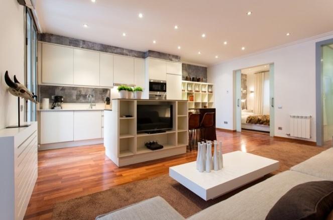 Апартаменты в Барселона, площадь 70 м², 1 спальня