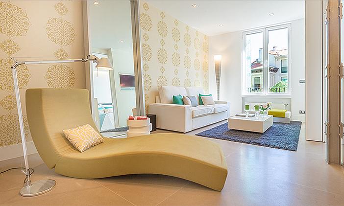 Апартаменты в Мадрид, площадь 52 м², 1 спальня