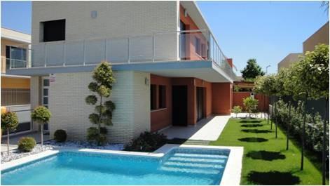 Таунхаус в Таррагона - Коста Дорада, площадь 370 м², 4 спальни