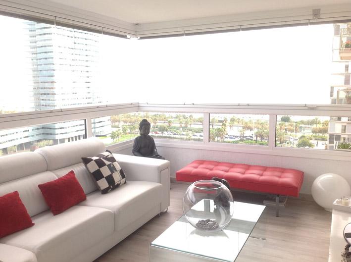 Апартаменты в Барселона, площадь 125 м², 3 спальни