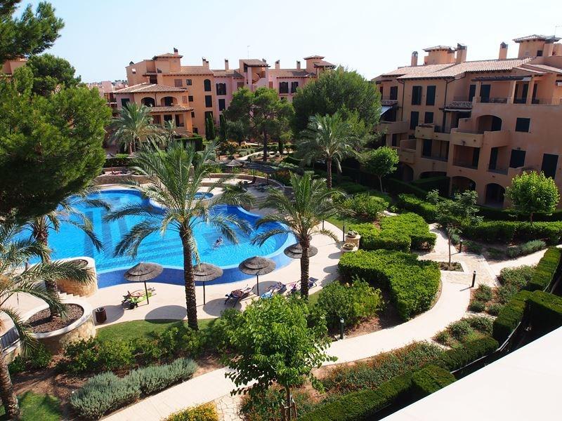Апартаменты в Майорка, площадь 100 м², 2 спальни