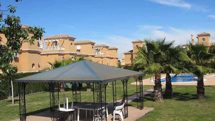 Вилла в Аликанте - Коста Бланка, площадь 95 м², 3 спальни