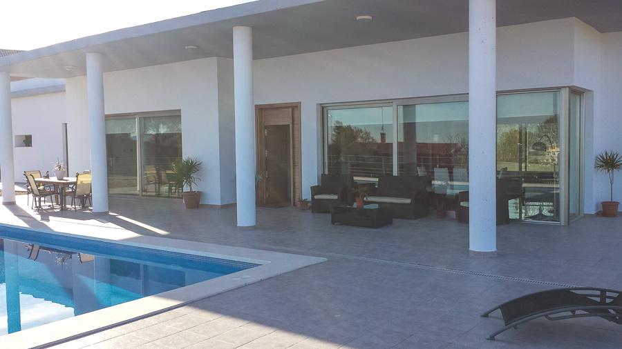 Вилла в Валенсия - Коста дель Азаар, площадь 290 м², 4 спальни