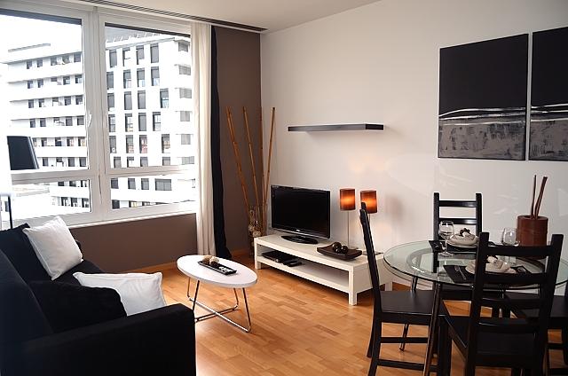 Апартаменты в Барселона, площадь 56 м², 1 спальня