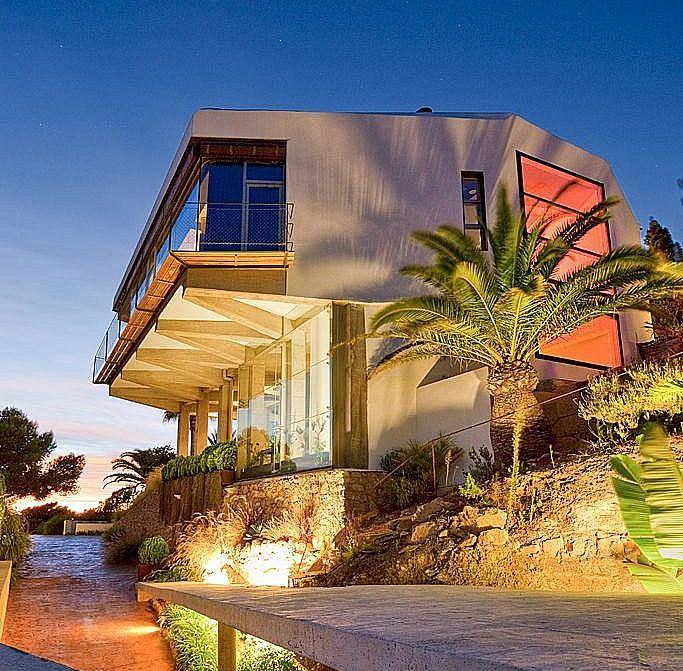 Вилла в Аликанте - Коста Бланка, площадь 345 м², 4 спальни