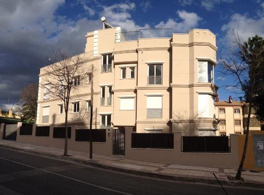 Апартаменты в Малага, площадь 107 м², 3 спальни