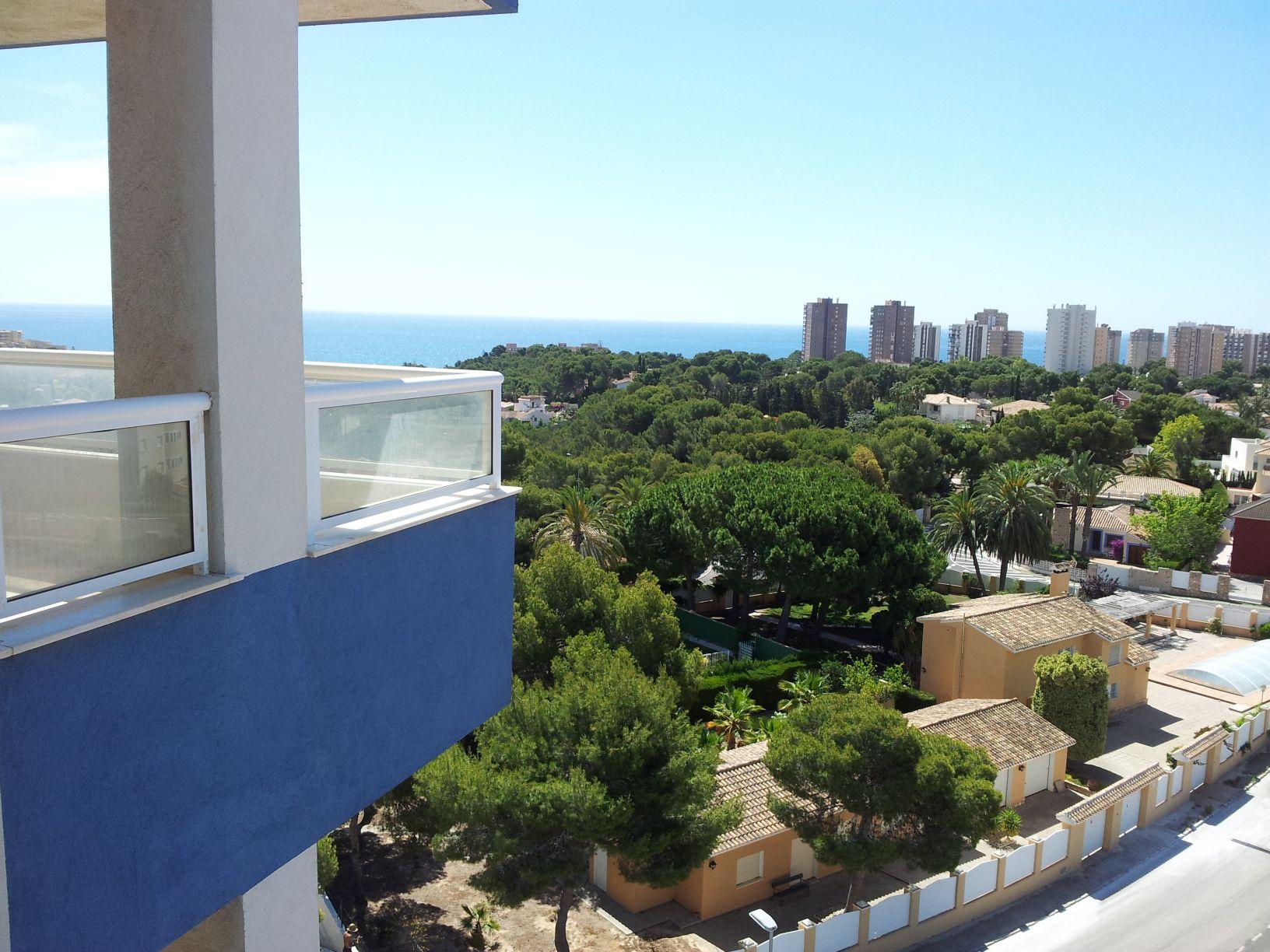 Апартаменты в Аликанте - Коста Бланка, площадь 115 м², 3 спальни