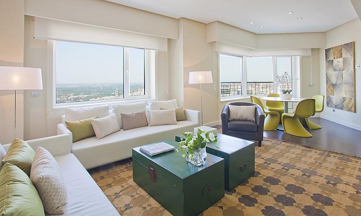 Апартаменты в Мадрид, площадь 110 м², 3 спальни