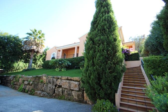 Вилла в Кадис, площадь 280 м², 3 спальни