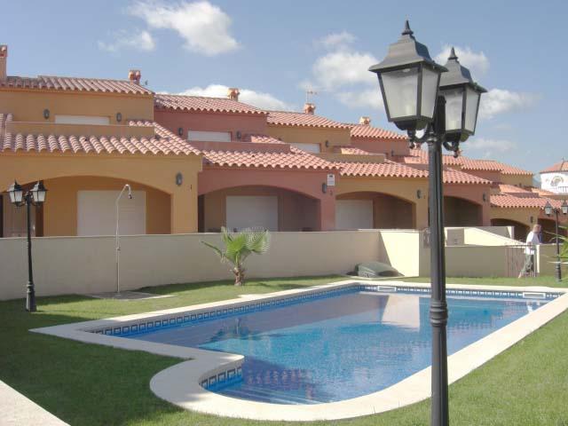 Таунхаус в Таррагона - Коста Дорада, площадь 125 м², 3 спальни