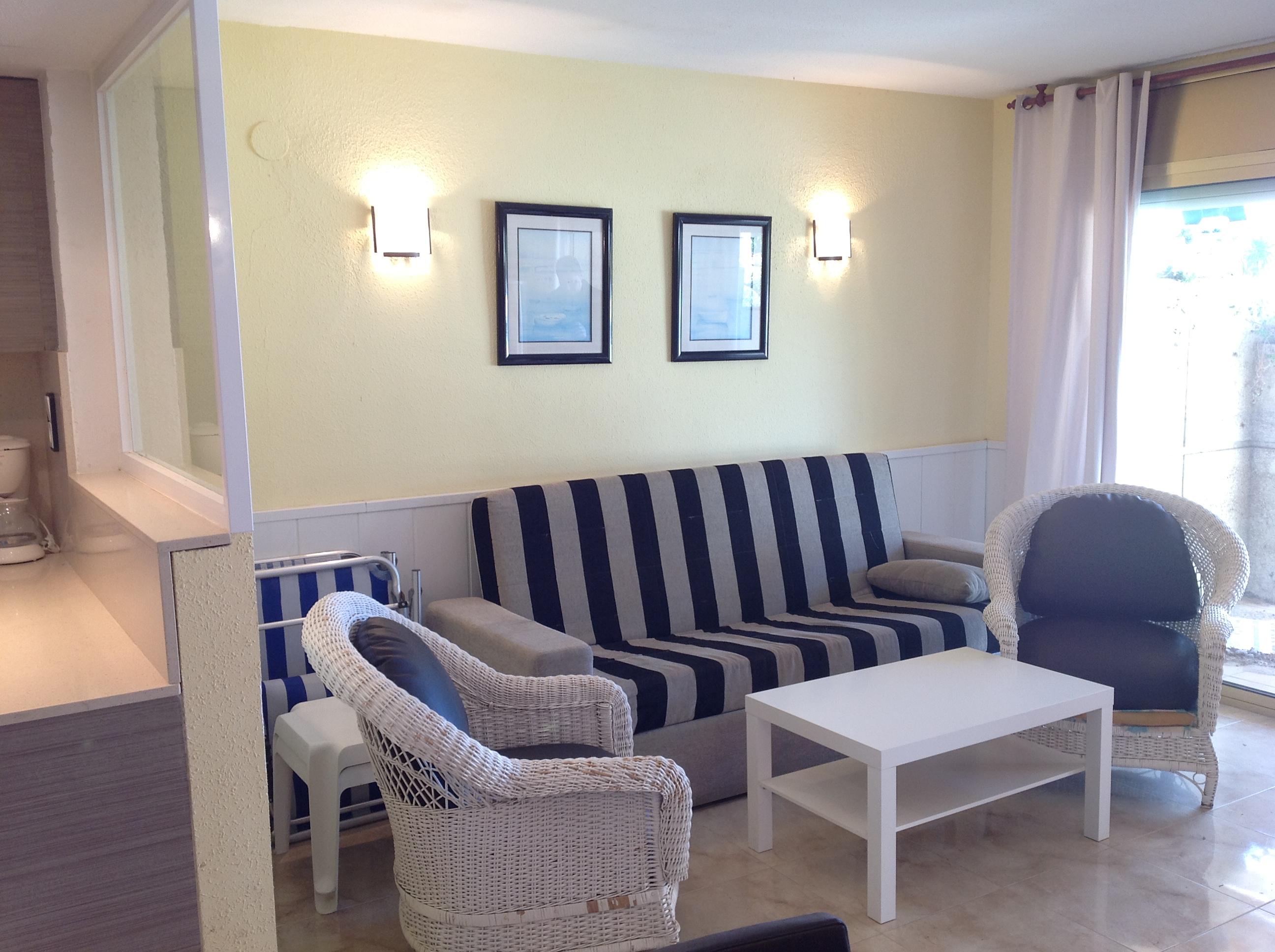 Апартаменты в Таррагона - Коста Дорада, площадь 80 м², 2 спальни