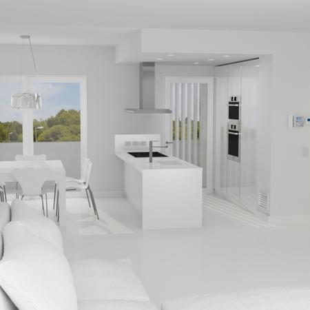 Апартаменты в Ибица, площадь 95 м², 3 спальни