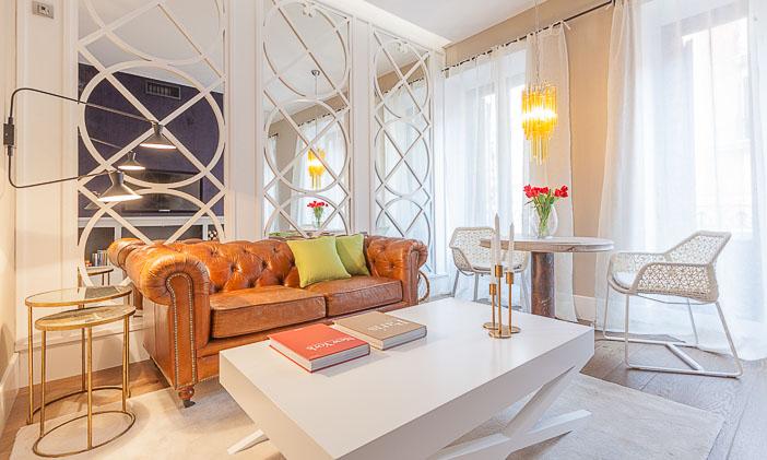 Апартаменты в Мадрид, площадь 65 м², 1 спальня