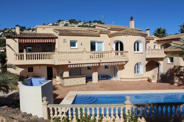 8 bedroom Villa for sale in Moraira