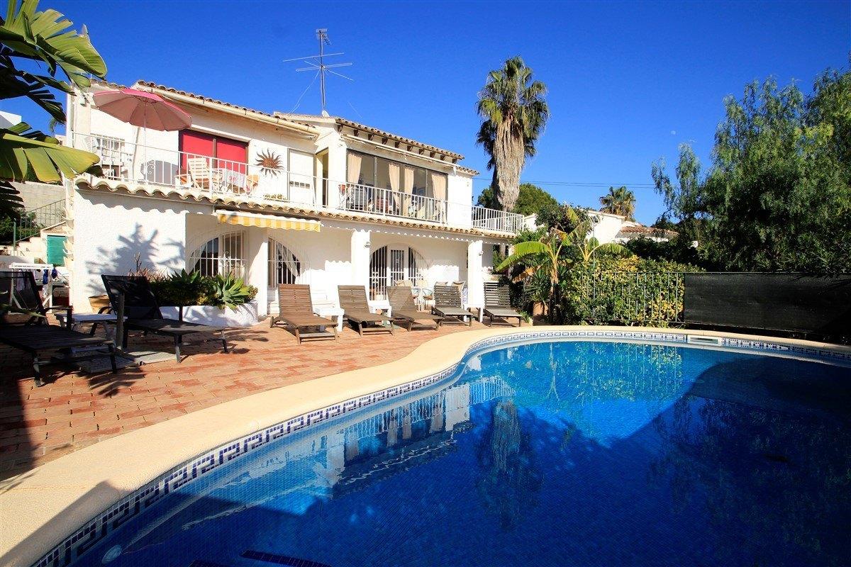 6 bedroom Villa for sale in Moraira